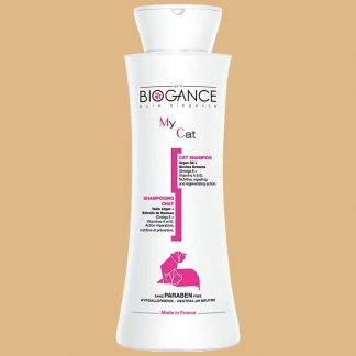 Shampooing pour chat - 250 ML - Biogance
