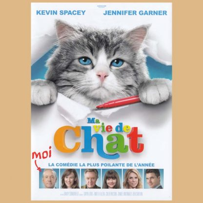 DVD - Ma vie de chat de Barry Sonnenfeld