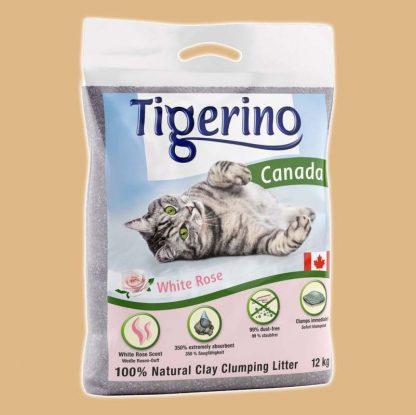 Tigerino, litière agglomérante pour chat