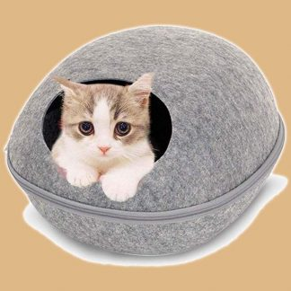 Maison igloo Urijk pour chat