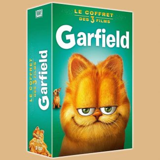 Les 3 films de Garfield