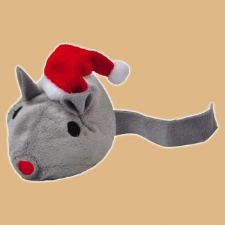 Souris de jeu pour chat édition spéciale Noël