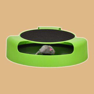 Tapis de jeu pour chat - Chasse à la souris