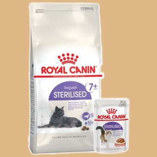 Nourriture pour chat Royal Canin Regular Sterilised