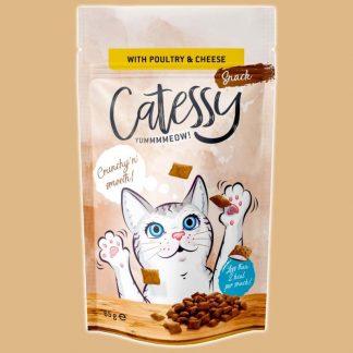 Friandises fourrées Catessy pour chat