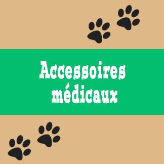 Accessoires médicaux pour chat