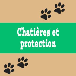 Chatières et protection
