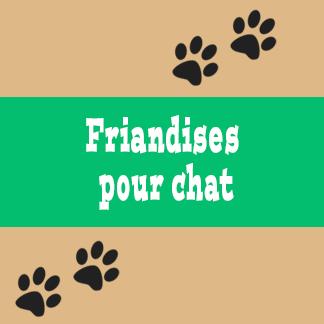 Friandises pour chat