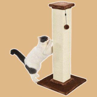 Tronc à griffer pour chat
