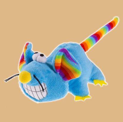 Souris en peluche pour chat