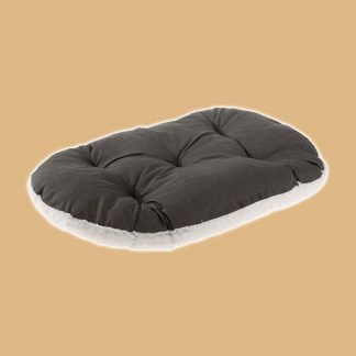 Coussin oval pour chat