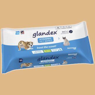 Glandex - Hygienic pet wipes